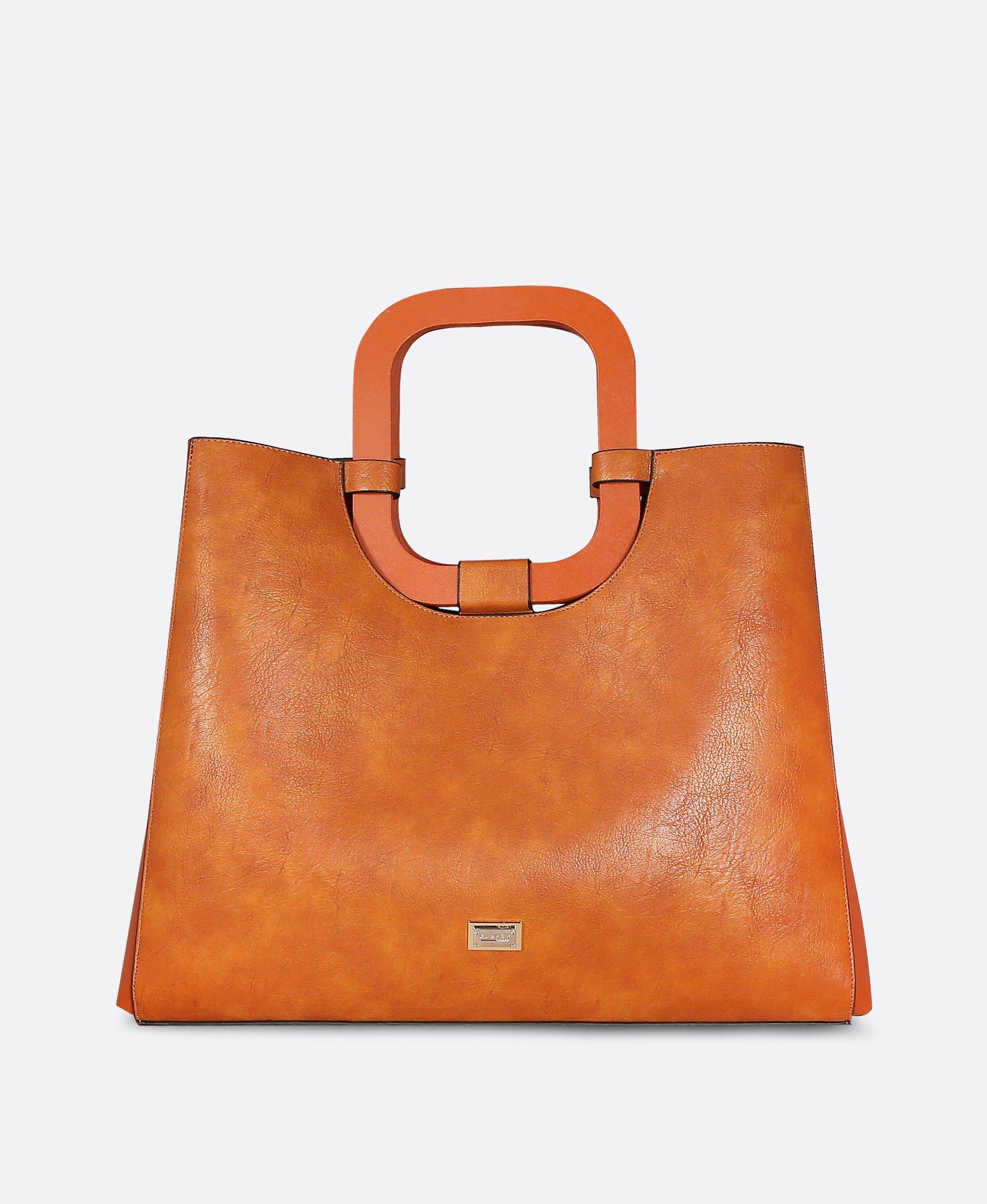 کیف زنانه دسته چوبی 2337