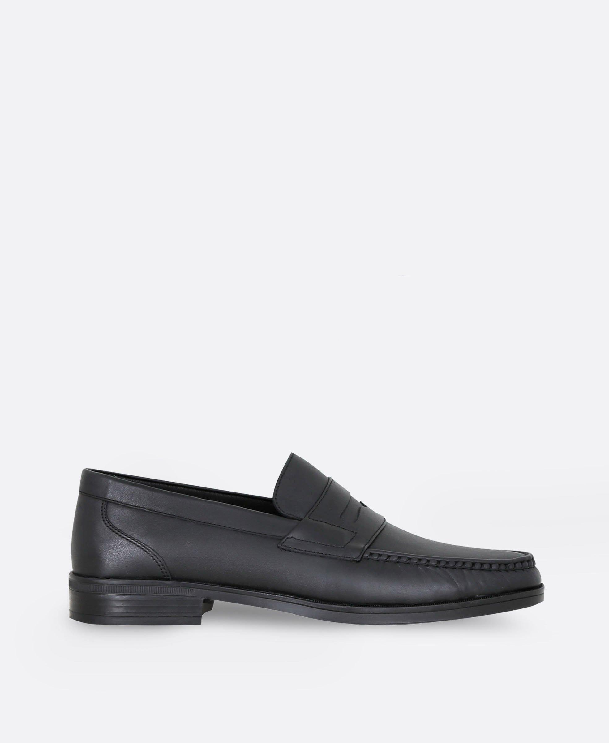 کفش کالج مردانه چرم 3304