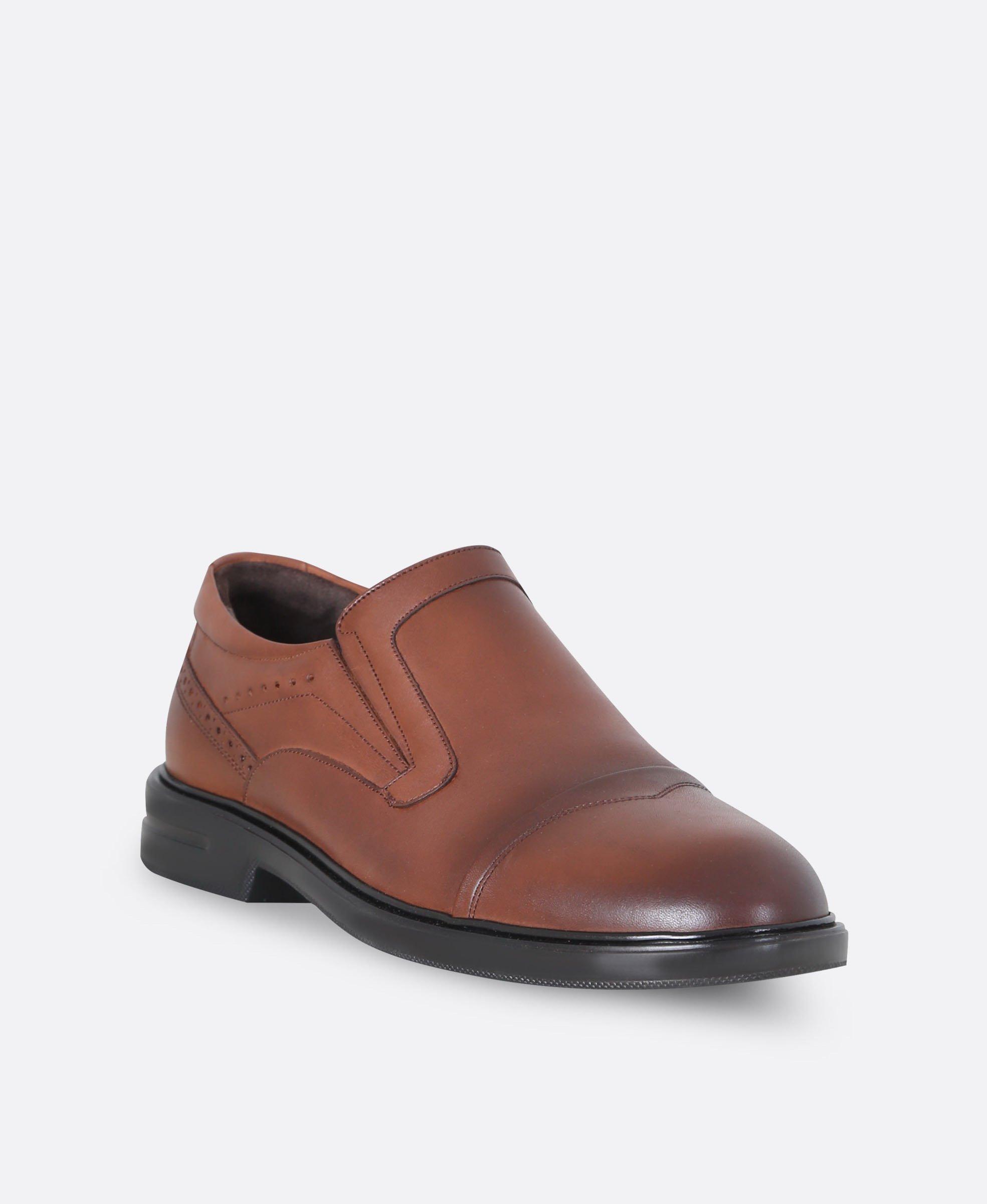 کفش مردانه چرم 3438
