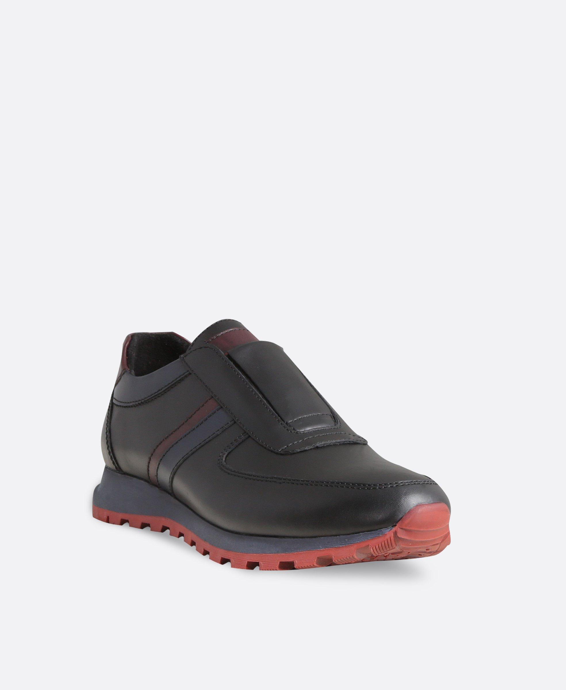 کفش کتانی مردانه چرم 3209