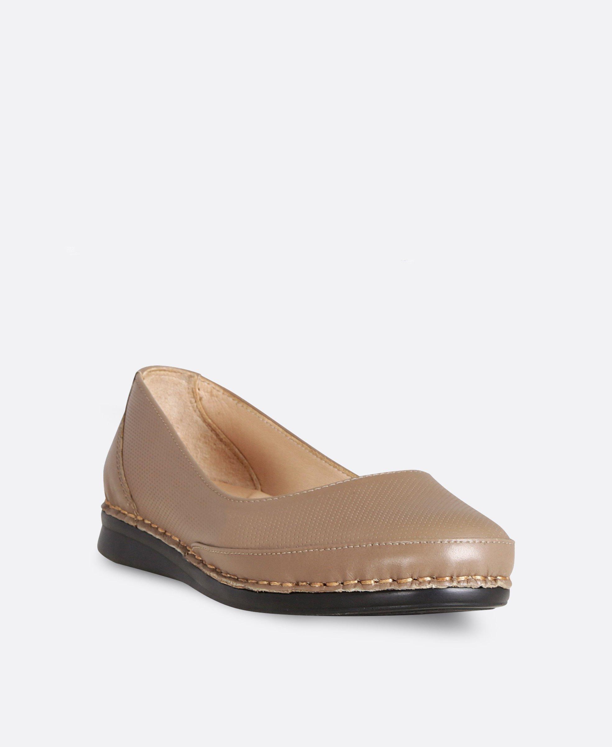 کفش زنانه چرم 0388