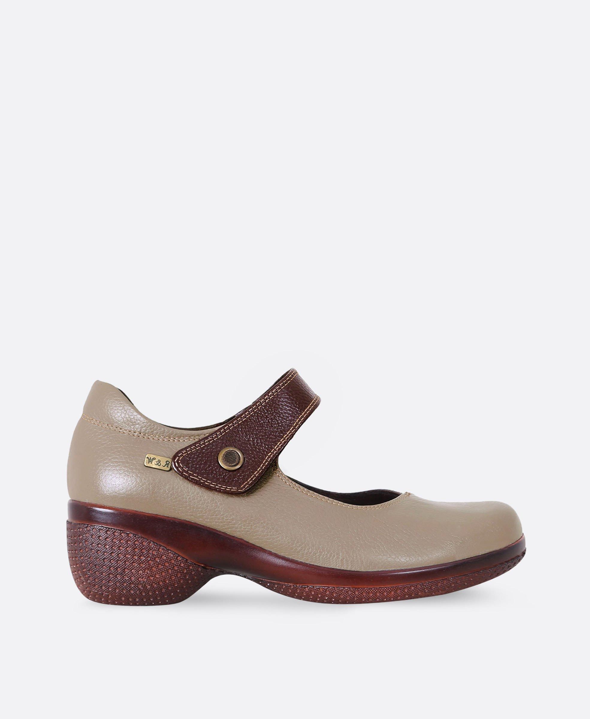 کفش زنانه چرم 0095